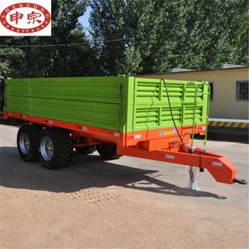 欧式农用拖车