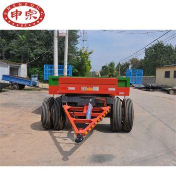 挖掘机拖车6