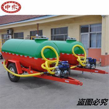 3吨水罐拖车