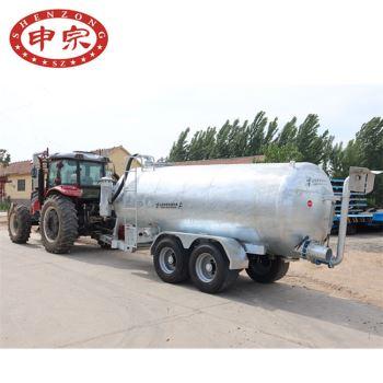 液体肥料喷洒罐拖车