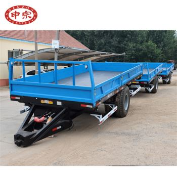 单轴农用拖车