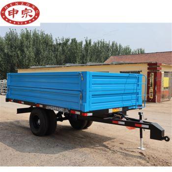 5吨单轴自卸农用拖车