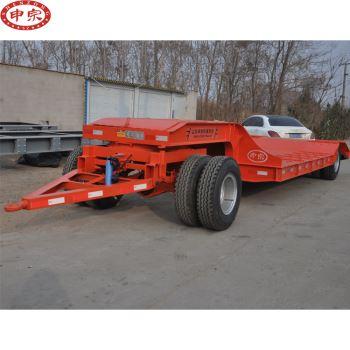 15吨超低挖掘机拖车