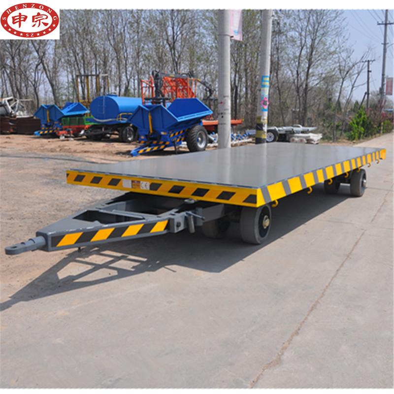 30吨平板拖车