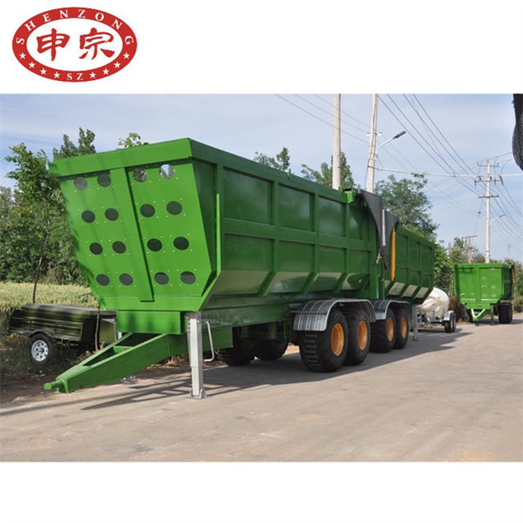 20吨青储拖车
